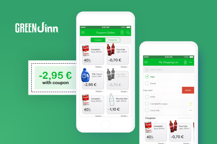 Greenjinn - Miquido Portfolio